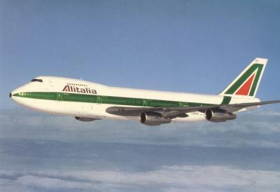 Alitalia: voli garantiti su Reggio Calabria fino a fine maggio