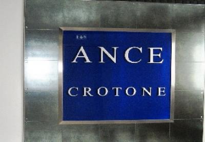 """Ance Crotone: seminario """"la sicurezza sul lavoro nei cantieri edili"""","""