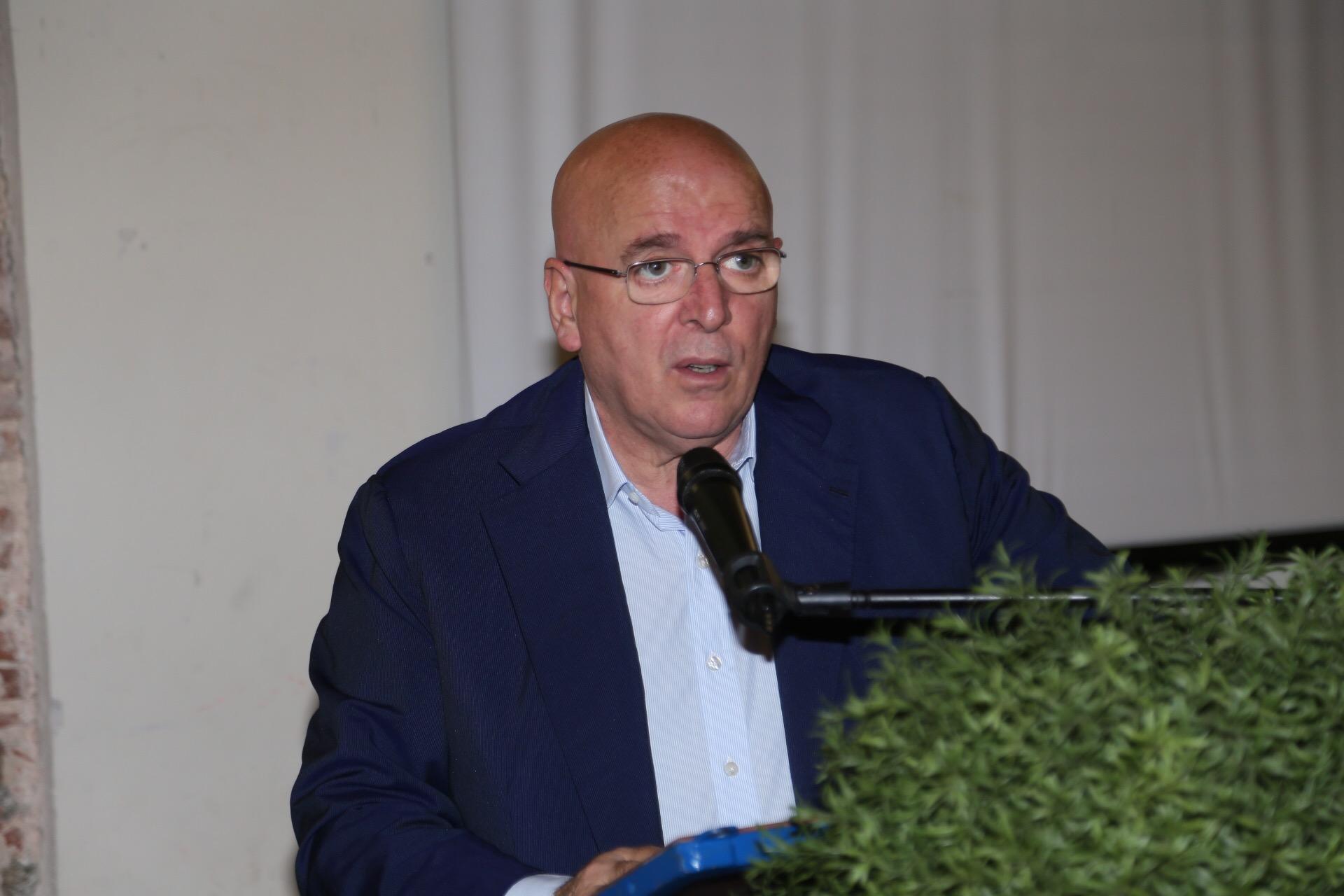 Oliverio a Locri per la commemorazione di Franco Fortugno