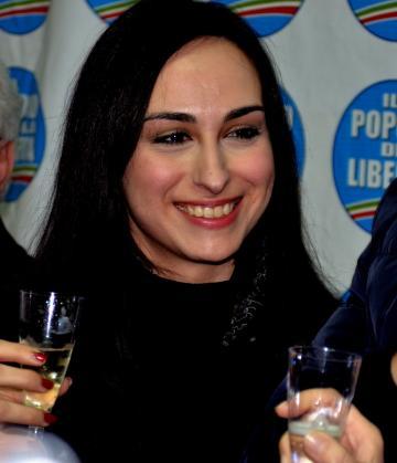 Rosanna scopelliti designata dal pdl nella commissione for Parlamentare pdl