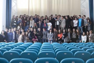 Gli alunni partecipanti