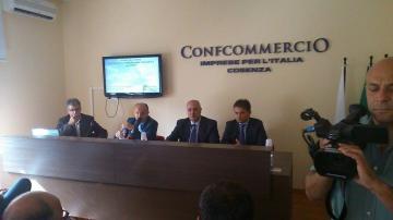 Confcommercio Cosenza, presentato per la prima volta il bando