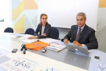 Wanda Ferro ha presentato la quarta edizione di E-Labora, pi� di 1.900 i giovani candidati