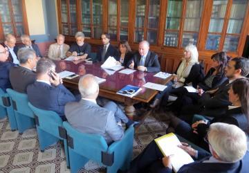 Provincia Reggio Calabria, tavolo tecnico sui trasporti nello stretto