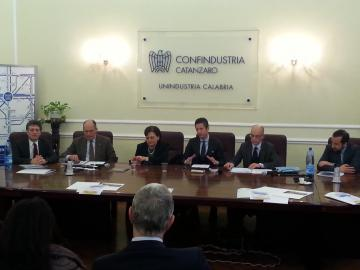 Confindustria Catanzaro incontra il Prefetto: