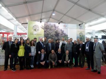 La Provincia di Reggio Calabria premiata al Vinitaly