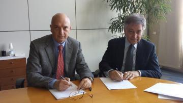 Al via la fusione fra Unionfidi Piemonte e Unionfidi Calabria