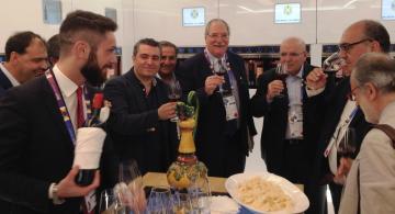 Expo 2015: inaugurato dal presidente Oliverio lo spazio Vinitaliy riservato alla Regione Calabria