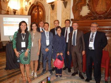 Presentato a Roma il progetto SMEDIS di Unindustria con rappresentanti Regione Calabria