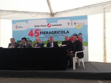 Fieragricola: Psr per rilanciare l�agricoltura calabrese