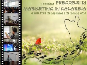 UMG: conclusa III� edizione di Percorsi di Marketing in Calabria