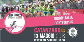 Marted� 10 maggio a Catanzaro parte il Giro d'Italia:tutte le info su percorso, traffico ed eventi
