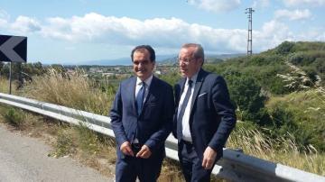Sostegno alle imprese giovanili in agricoltura, il presidente della Provincia Bruno incontra il consigliere Ismea Laratta