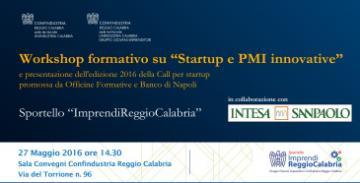 Gruppo giovani imprenditori Reggio Calabria, venerdi workshop formativo su
