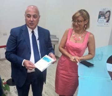 La Camera di Commercio di Cosenza � il primo ente a dotarsi dello SPID e a rilasciare l'identit� digitale
