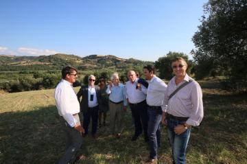 Oliverio a Tarsia: �Il Cimitero Internazionale dei Migranti sar� il simbolo della Calabria che accoglie�