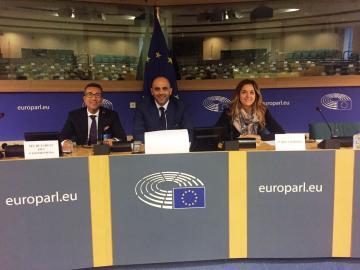 Delegazione Piccola Industria Unindustria Calabria a Bruxelles