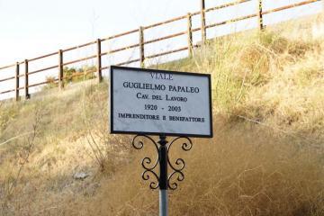 Una strada di Copanello di Staletti intitolata a Guglielmo Papaleo