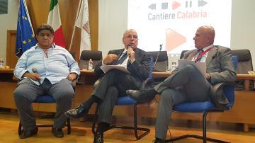 """Aperto da una intervista ad Oliverio il """"Cantiere Calabria"""". Il Presidente : """" si avvia una nuova fase"""""""