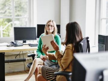 Occupazione femminile: è record, ma resta il gap con gli uomini