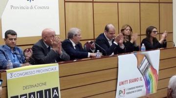 """Oliverio: """"L'unità del Pd è condizione necessaria per far crescere la Calabria e ridare dignità alla politica"""""""