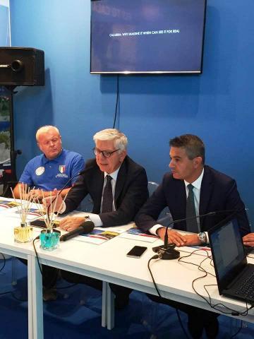 La Regione Calabria al TTG 2017 di Rimini