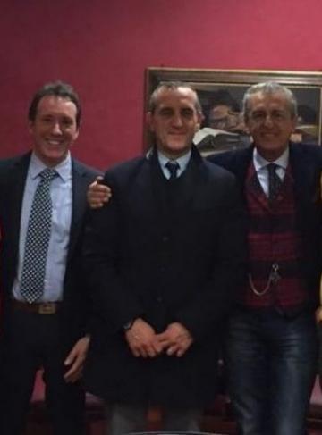 Salvatore Torchia  eletto nuovo componente del Consiglio dei Delegati in rappresentanza dei comuni