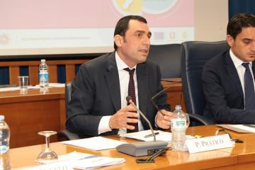 Fondi POR , il DG Paolo Pratticò lascia la Regione