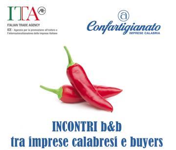 Confartigianato Imprese Calabria: al via la prima fase della due giorni di workshop agroalimentare