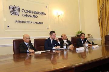 Unindustria, Rossi riceve l'ambasciatore dell'Azerbaijan