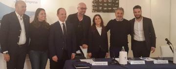 Confindustria Crotone:Incontro formativo dedicato al team building con la partecipazione di Walter Zenga
