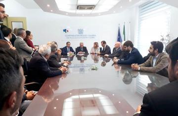 Confindustria RC incontra parlamentari di centrodestra: