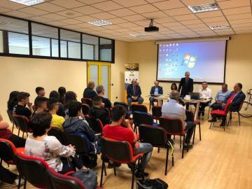 Concluso il progetto scuola lavoro Ite De Fazio Lamezia Terme - Ecosistem - Lamezia Europa