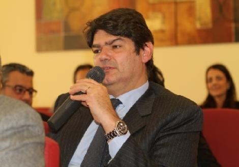 Il presidente di Confindustria Calabria Giuseppe Speziali