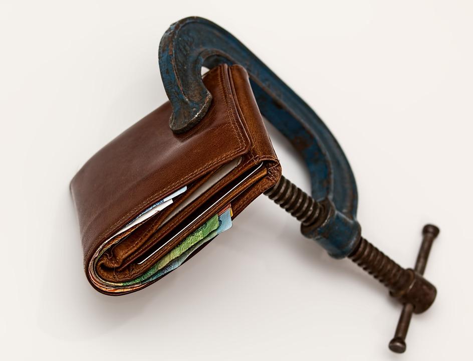 504 milioni: Al mattone non si fa più credito Prestiti a picco